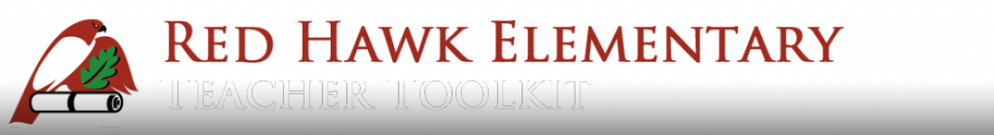 Red Hawk Elementary Toolkit